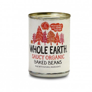 Organic Gluten Free Baked beans