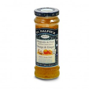 Orange and Ginger Conserve