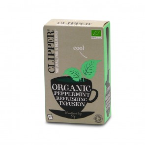 Clipper Organic Peppermint Infusions