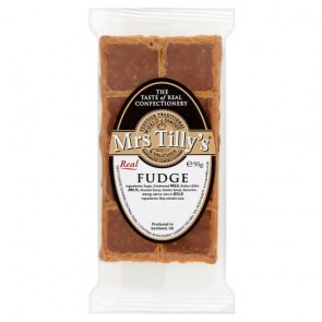 Mrs Tilly's Scottish Fudge Bar