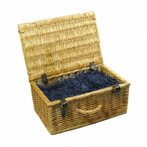 Standard wicker hamper (up to 14 items)